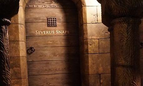 USJの「ハリーポッター」エリアで、非公開の『スネイプ先生の部屋』に連れて行って貰える方法が判明!羨ましいいいいい!
