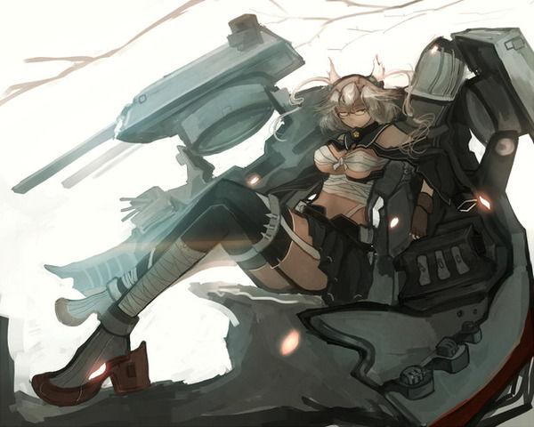 【艦これ】武蔵って今でも強いのに改二になったらどうなってしまうのか・・・ 武蔵改二性能予想雑談