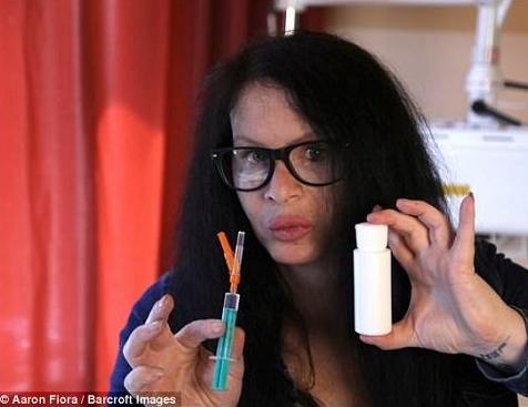 【ニュース】若返るため謎のバクテリア「バシラスF」を注射した女性・その効果は