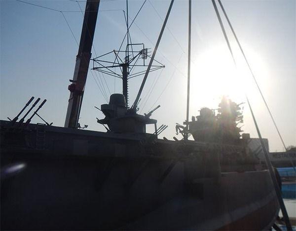 【艦これ】運営ちゃんやりおった・・・、1/20航空戦艦日向と夕日バックの瑞雲がカッコ良すぎる