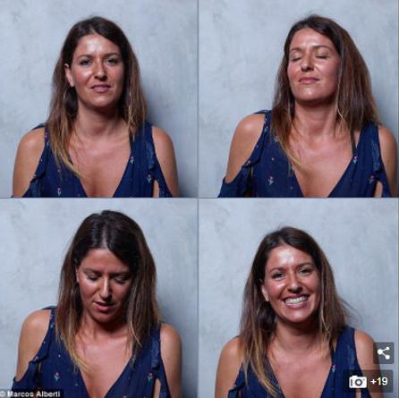 【ニュース】世界の女性20人のオーガズム達成後の写真を激写・「イク前イク後」の素顔に迫る