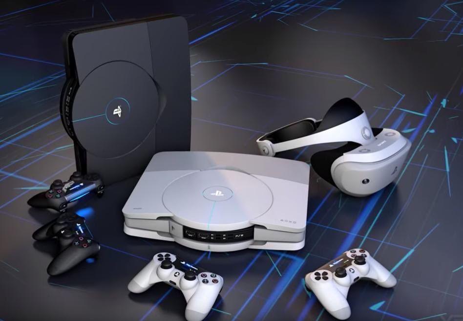 【動画】「PS5」 PS1~の従来ソフトが全て遊べる コンセプトトレーラーがヤバイ!!!