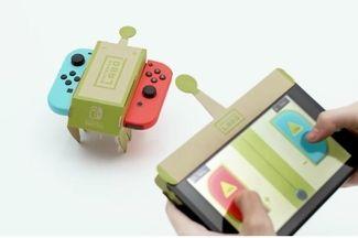 任天堂「NintendoLaboでSwitchの可能性を示す!」サード「真似できねぇよ・・・」