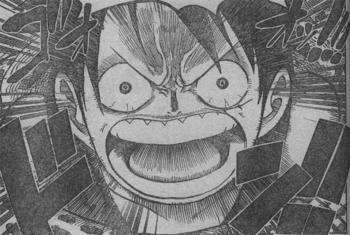 【ワンピース853話ネタバレ画像】ビッグ・マム海賊団タマゴ男爵の悪魔の実の名前とヤバすぎる能力が判明!