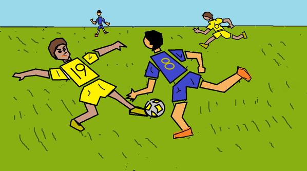 サッカー 日本は弱い