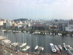 徳島 吉野川河口のヨットハーバー2