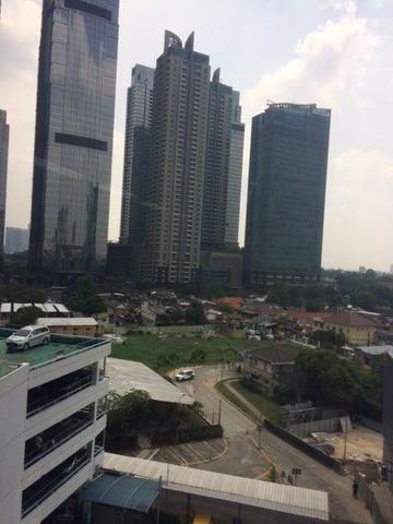 ジャカルタの高層ビル