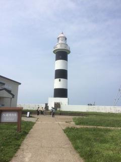男鹿半島の灯台