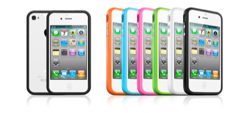 s-Bumpers for iPhone 4