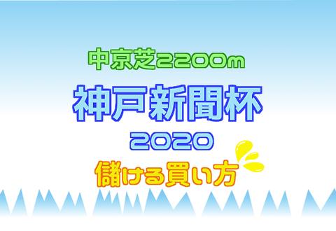 神戸新聞杯2020
