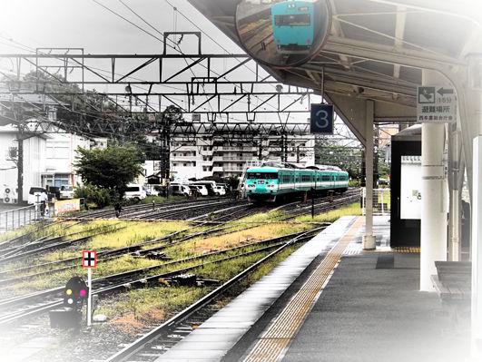 乗りテツ親子の旅/青春18キップで関西に行こう2