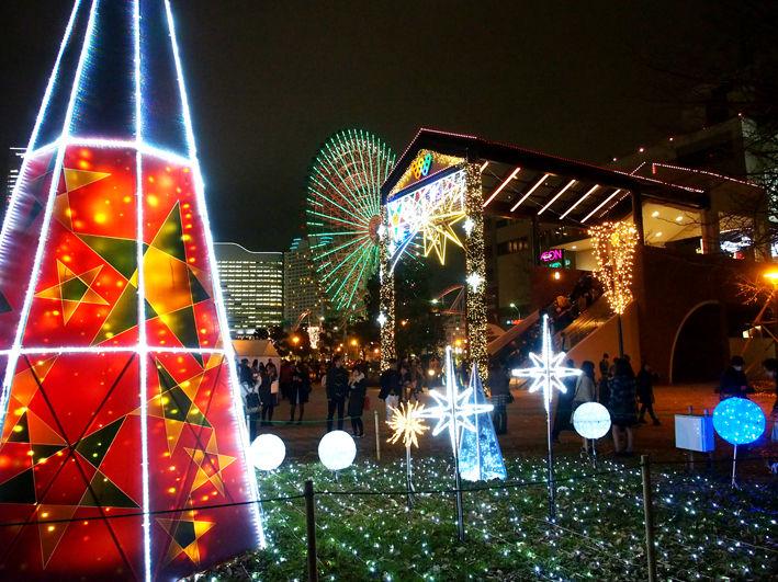 羽田空港とクリスマスナイトラン♪
