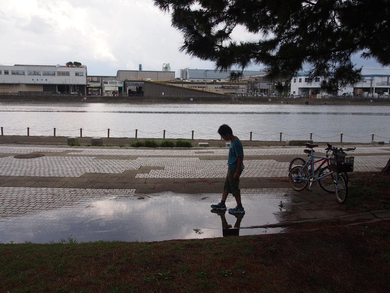令和最初のサイクリングは親子で八景島へ♪