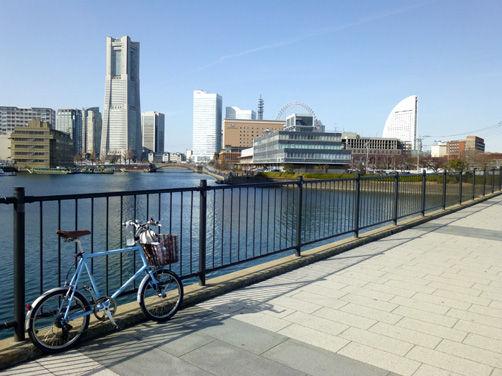 昨日の営業サイクリング/天と地!? 青空と大雪と…