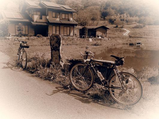 石仏と古道の木曽路を巡る自転車ツーリング(後編)