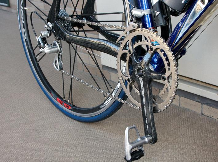 自転車の顔
