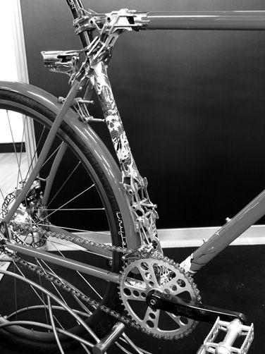 自転車職人の祭典/ハンドメイドバイシクル2015・その1