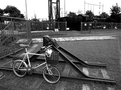 自転車もラーメンも集中しようよ!!