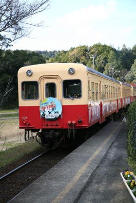 乗りテツ宣言6/千葉県・小湊鐵道、昭和レトロな駅が健在♪