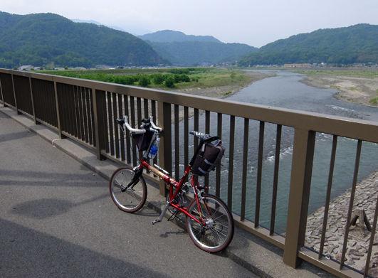 ミニベロファストラン1/横浜~山梨~静岡257km