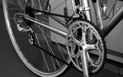 チェンリング再考・自転車の顔は個性なれど…
