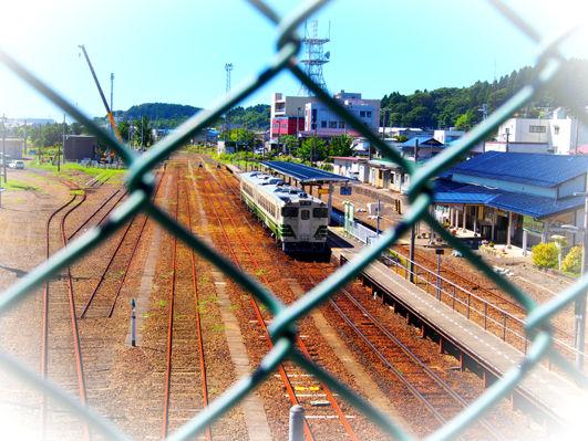 乗りテツ親子の旅/夏の東北大周遊その6 新庄まつり