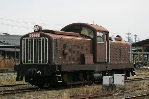 廃止から7年、鹿島鉄道のその後を訪ねる その3