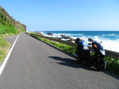 【日本縦断オートバイの旅】8日目/離島にお別れ、旅も終盤戦に!!