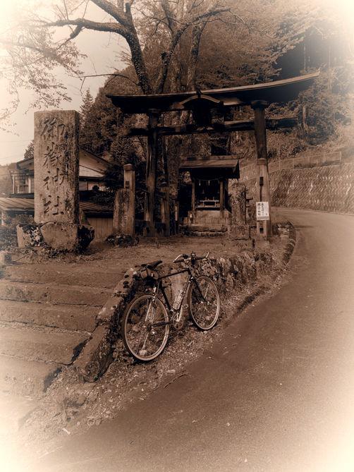 石仏と古道の木曽路を巡る自転車ツーリング(前編)