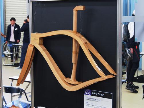 フレームは自転車の要、汚いTIG溶接はNO!!