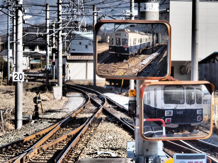さよならE351系あずさ、長野の私鉄攻略へ!!  〈1日目前編〉