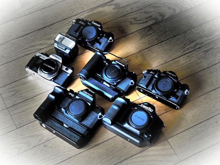 キヤノンからフィルムカメラが消えた!!