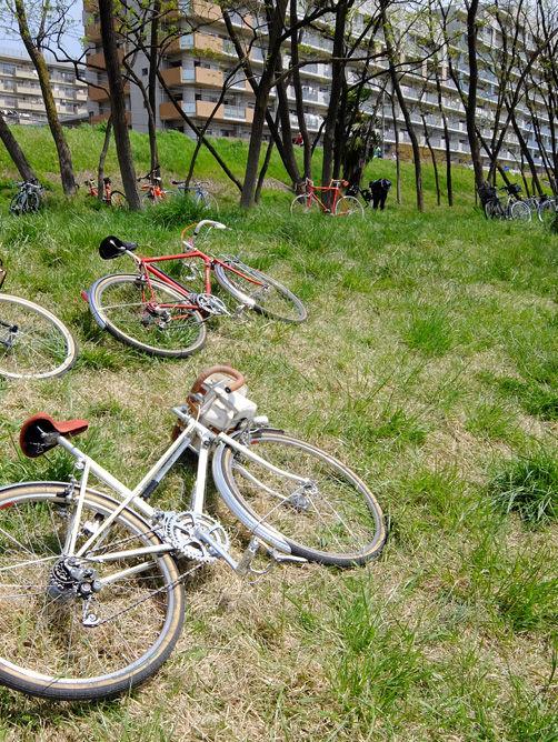 自転車マニアと呼ばないで!?