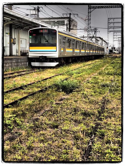 横浜のローカル鉄道  鶴見線の小さな旅