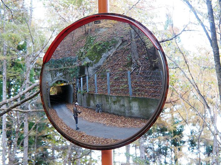 秋の西上州へ 峠と林道巡り