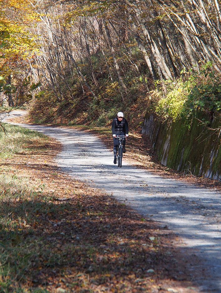秋の西上州へ1  塩之沢峠と御荷鉾スーパー林道
