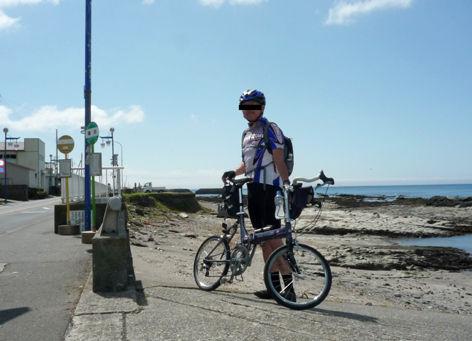 1日300km超のファストランと時速4kmの山サイ=自転車大好き!!