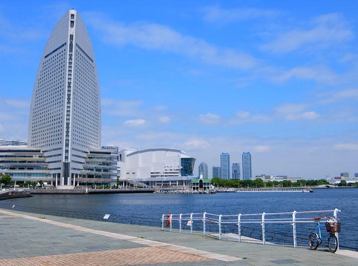 暑~い横浜、本日は何と42℃!?