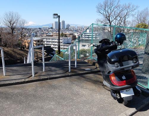 ご近所  富士山!!