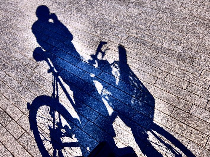 今年最後の営業サイクリング!?
