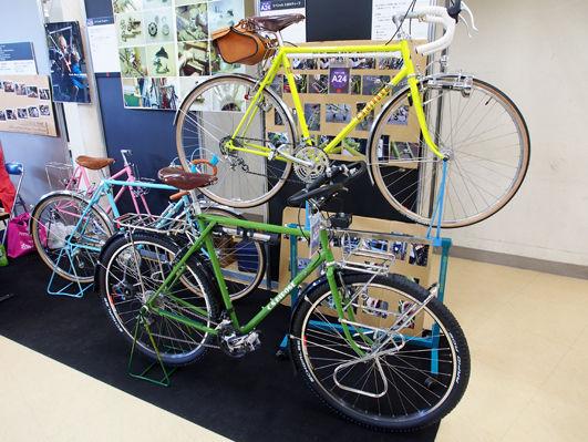 東京は個性派自転車の宝庫です♪