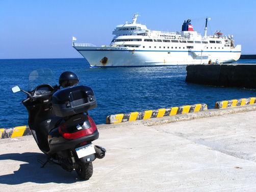【日本縦断オートバイの旅】6日目/屋久島散策とトロッコ鉄路