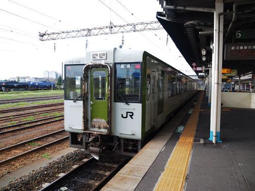 2018ナツタビ5日目/ひたちなか海浜鉄道湊線