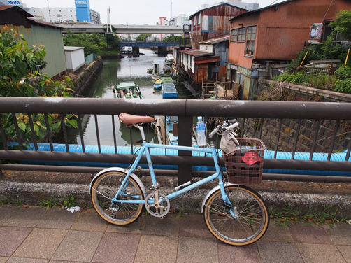 飾らない自転車でユル~く走りませんか♪