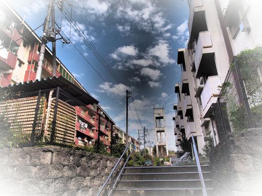 光と影、新国立競技場の犠牲になる都営霞ヶ丘アパート