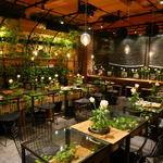 青山フラワーカフェ