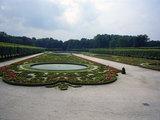 アウグストゥスブルク城庭