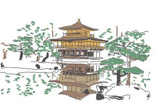 金閣寺練習2