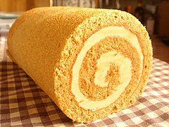 モカバターケーキ