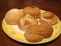 つくちゃんメイドパン